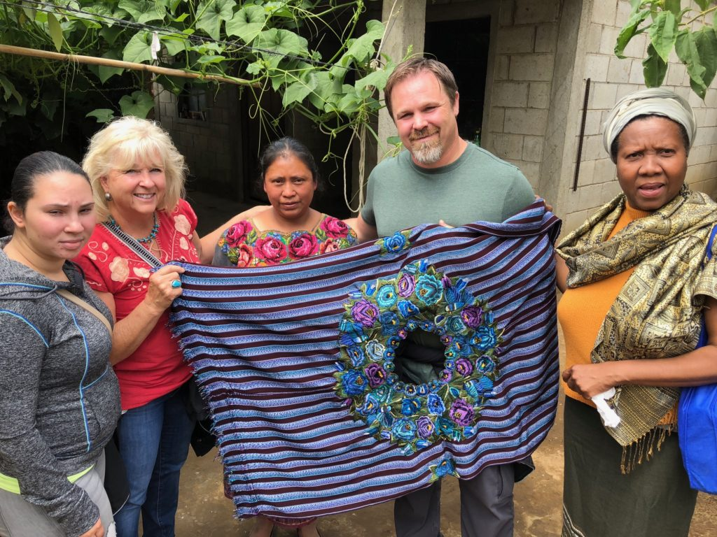 CCDA Global Encounters team in Central America